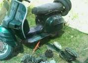 Excelente moto bajar con libreta y auxiliar