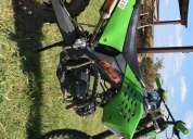 Linda moto cross mikilon 125cc