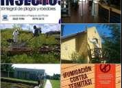 servicios control integral de plagas y roedores