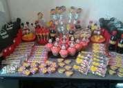 Mesas de dulces personalizada, contactarse.