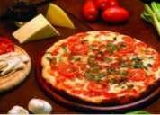 Hacemos pizzas ,prepizzas ,tortas de fiambre,etc