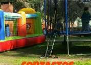 Alquiler Castillo Inflable Cama Elástica, Contactarse.