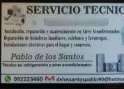 Service tecnico con experiencia.