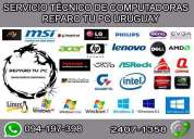 Reparo pc's de escritorio torres y notebooks