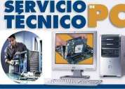servicio tecnico pc y mantenimiento pc