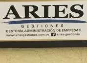 Gestoria -administración de empresas