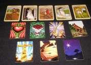 Cartas tarot energia 25 aÑos de conocimiento