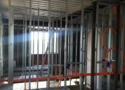 Steel framing, construccion, reformas, tabiques, cielorrasos