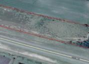 3hás 5331m2 sobre ruta 11