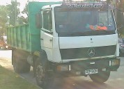 Camiones volcadora doble eje y sencillos