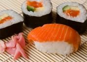 Te gustaria aprender hacer tu propio sushi?
