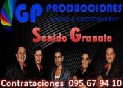 Sonido granate, sonido granate contrataciones uruguay, contratar sonido granate uruguay