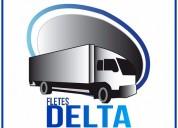 Fletes delta mudanzas