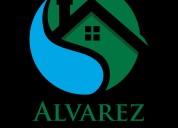 Alvarez servicio sanitario y fachadas