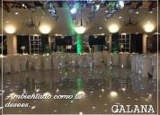 Galana salón de fiestas y eventos