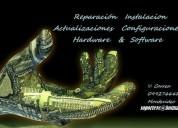 Tecnico pc, ventas de insumos informaticos (reparacion, actualizacion, instalaciones)