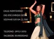Clases de danza arabe - montevideo y solymar