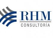 Rhm consultorÍa recursos humanos