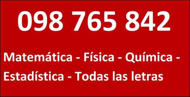 profesor particular todas las letras 098765842 historia geografia literatura id español