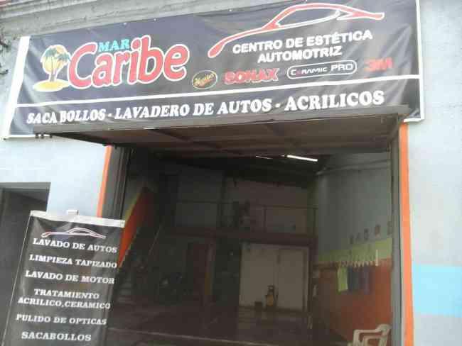 LAVADERO MAR CARIBE AUTO ESTETICA Sucursal 2 ( Arenal Grande 2055 esq Nicaragua)