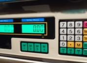 Balanza electronica para 40 kilos,nuevas,garantia 1año,importadora ,montevideo,tel099766239