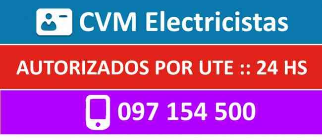 Electricista Malvin a Punta Gorda (( 097154500 )) 24 horas Montevideo firma UTE