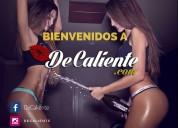 Decaliente.com sitio web escort, putas en uruguay, hombres, travestis, mujeres ingresa ya !!!