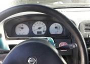 Vendo nissan d.cabina 2008 diesel con aa y dh, no permuto.