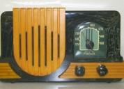 Radios antiguas: reparación, restauración y ventas