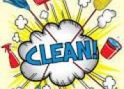 Limpiadora se ofrese por hora $150