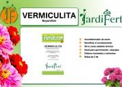 Vermiculita acondicionador de suelo, jardifert todo para su jardín.