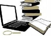 Digitador, transcripciones, desgrabaciones