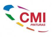 Empresa de pintura, interior y exterior