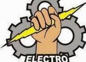 Electricidad automotriz bobinados arranques alternadores.