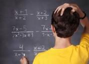 Matemáticas (zona malvín)