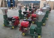 Peletizadora meelko 120mm 8 hp diesel para alfalfas y pasturas 80-100kg