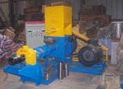 Extrusora  meelko para pellets alimentacion perros 300-350kg/h