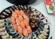 Sushi sakura (12 piezas a 270 pesos)