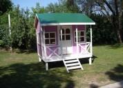 Casas en madera para niÑos