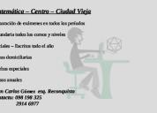 Clases de matematica - secunaria - ciudad vieja - centro