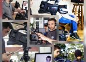 curso cámara de video, clases particulares.