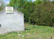 2 terrenos linderos ref004