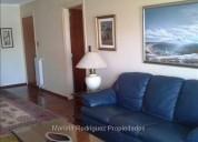 Estupendo apartamento con muebles
