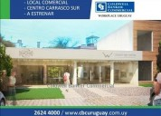 Excelente local comercial carrasco alquiler cw91887