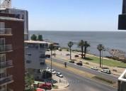 Alquiler apartamento con vista lateral al mar