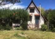 Alquilo excelente casa barra de chuy cabaña