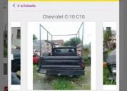 Excelente camioneta chevrolet c10