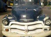 Vendo excelente camioneta chevrolet del 51