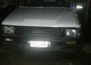 Excelente toyota hilux pickup 2.4.