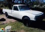 Excelente peugeot 504 pickup 1995 2.0 nafta